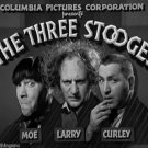 """THE THREE STOOGES 8.5""""x11"""" ***FREE SHIPPING"""