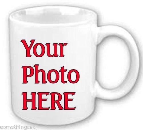 Personalised/Personalized Photo Mug ... Put Photo of your Child/Pet/Spouse on an 11oz Mug