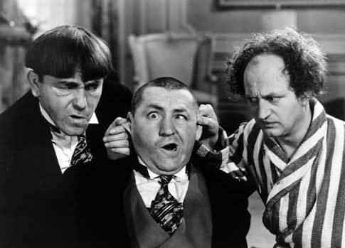 """3 STOOGES 8""""x11"""" ***FREE SHIPPING"""