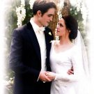 "Edward & Bella Wedding 8.5""x11""  TWILIGHT ***FREE SHIPPING"