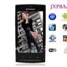 """JXP8AA mobile phone android 2.2 3.6"""" touch screen GPS WIFI TV function quad band unlocked"""
