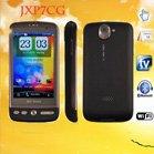 "3.2"" sreen Unlocked Quad band Dual sim cellphone JXP7CG with WIFI TV"