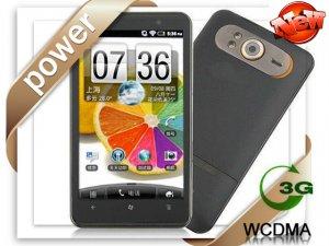 JXP7A3G Quad Band Dual SIM MTK6573 Android 2.3 WIFI gps WCDMA 4.3' screen 3G unlocked smart phone