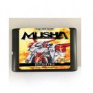 MUSHA 16-Bit Sega Genesis Mega Drive Game Reproduction (Tested & Working)