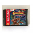 Castlevania Bloodlines 16-Bit Sega Genesis NTSC-U Only Game Reproduction (Tested & Working)