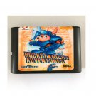Rocket Knight Adventures 16-Bit Sega Genesis Mega Drive Game Reproduction (Tested & Working)