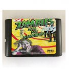 Zombies Ate My Neighbors 16-Bit Sega Genesis Mega Drive Game Reproduction (Tested & Working)