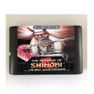 The Revenge of Shinobi 16-Bit Sega Genesis Mega Drive Game Reproduction (Tested & Working)
