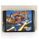 Fire Shark 16-Bit Sega Genesis Mega Drive Game Reproduction (Tested & Working)
