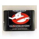 Ghostbusters 16-Bit Sega Genesis Mega Drive Game Reproduction (Tested & Working)