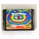 Tiny Toon Adventures 16-Bit Sega Genesis Mega Drive Game Reproduction (Tested & Working)