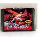 El Viento 16-Bit Sega Genesis Mega Drive Game Reproduction (Tested & Working)