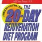 20 Day Rejuvenation Diet