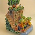 Baileys LE 2001 Cafe Portofino Italy Figurine Miniature