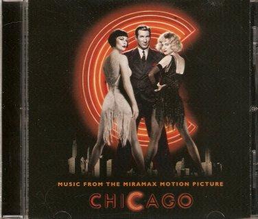 Chicago Movie Soundtrack Zeta-Jones Zellweger Latifah