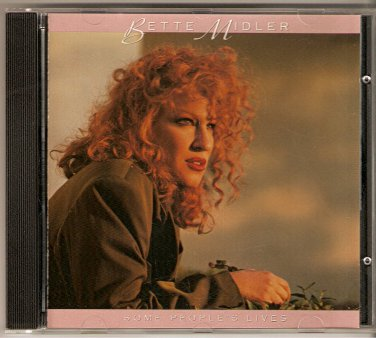 From a Distance Bette Midler Some People's Lives CD