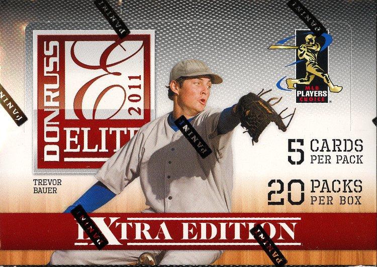 2010 + 2011 Elite Baseball Package