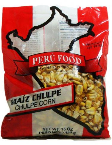 Peru Food Maiz Chullpi Chulpe Dried Corn 15 oz