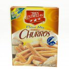 Tres Estrellas Delicious Churros Flour Mix 17.6 oz