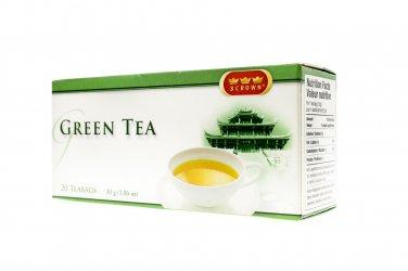 3 crown green tea ON SALE