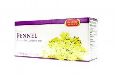 3 crown fennel tea ON SALE
