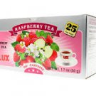 LUX Tea Raspberry Red Raspberry leaf Herbal Tea