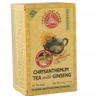 Ginseng chrysanthemum herbal tea 20 tea bags
