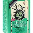 Triple leaf Ginkgo and Green Tea Decaffeinated - 20 Tea Bags