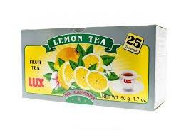 LUX Brand Herbal Tea Lemon Tea