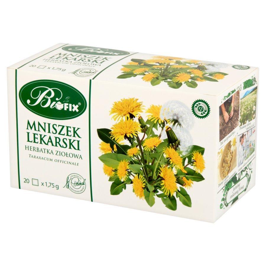 BIFIX Bi Fix Dandelion mniszek lekarski Herbal Tea Dandelion Root Tea 4 UNITS LEFT