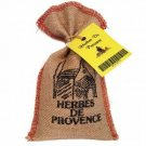 New Jute bag Herbes de Provence 50g from France Limited