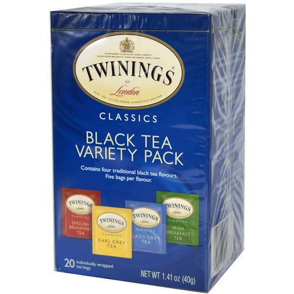 Twinings Variety Pack Tea Pack of 20 Tea Bags