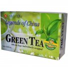 UNCLE LEE'S TEA - Legends of China Green Tea - 100 Tea Bags 5.64 oz