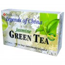 UNCLE LEE'S TEA - Legends of China Jasmine Green Tea - 100 Tea Bags 5.64 oz