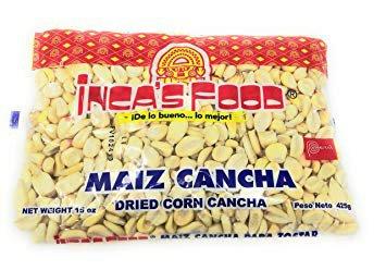 Incas Food Maiz Cancha Dried Corn Cancha 15 oz 425g
