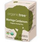Organictree Organic Moringa Cardamom Tea 20 sachets