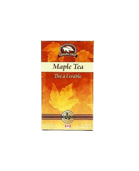 Canada True Maple Tea 25 tea bags 50 g 1.75 oz Erable Tea New Gift Idea