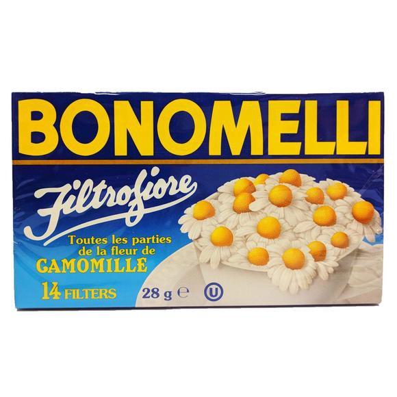 Bonomelli Filtrofiore Chamomile Camomile 28g 14 filters Product of Italy