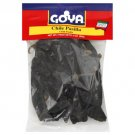 Goya Chili PASILLA Chile 85 grams 3 oz Product of Mexico
