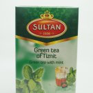 Sultan 1936 Green Tea of Tiznit Green Tea with Mint Bags 20 Count 1.41 oz each