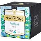 TWININGS Medley of Mint Herbal Tea 15 Pyramid Bags (37.5g)
