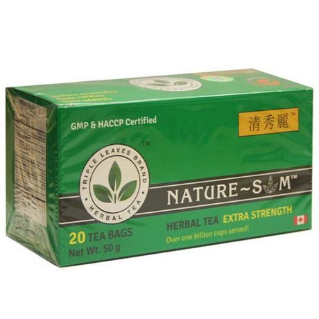 Triple Leaves Nature SM Extra Strength Weight Loss Dieters Herbal Tea