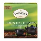 Twinings Green Tea Pack of 100 tea bags Camellia sinensis