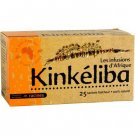 Les Infusions d'Afrique Kinkeliba Jungle 25 tea bags · African Herbal Tea · A taste of Africa
