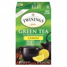 Twinings Green Tea Lemon Tea 20un