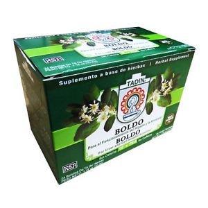 Tadin Boldo Herbal Tea Boldo Tea benefits weight loss detox