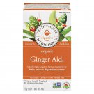 Traditional Medicinals, Organic Ginger Aid 20 Wrapped Tea Bags (40 g)