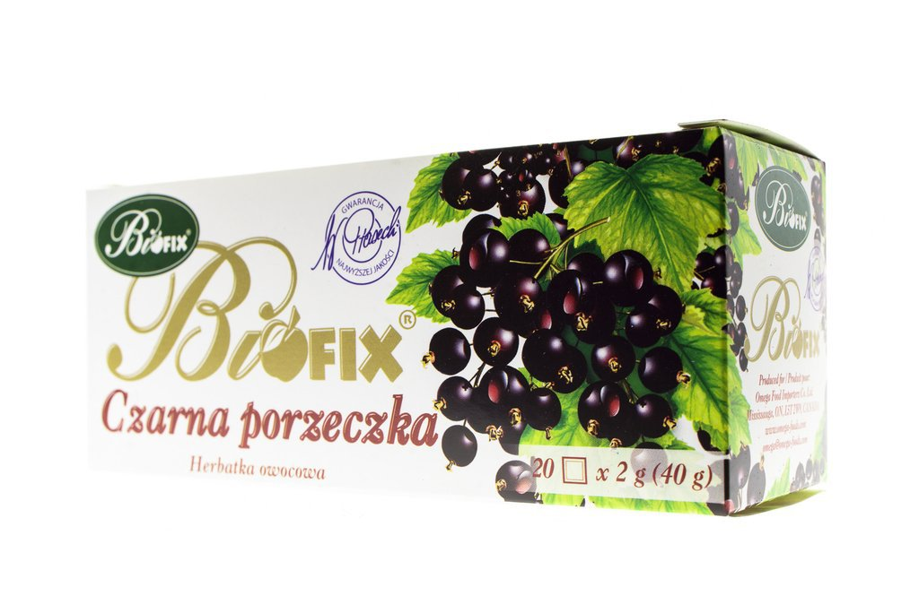 BIFIX Bi Fix Herbal Tea Blackcurrant