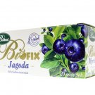 BIFIX Bi Fix Tea Blueberry Fruit Tea Myrtille Jagoda