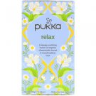 PUKKA Organic Relax Herbal Tea 20 un